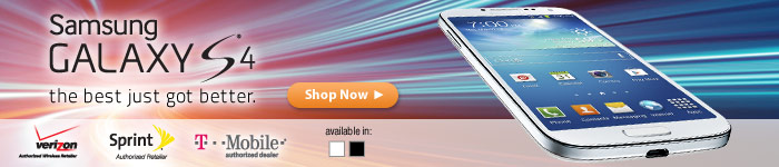 Galaxy S 4 on sale