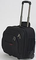 CODi C9020-BLACK Mobile Lite Wheeled Case - Fits 15.4-inch Wide Screens and Smaller