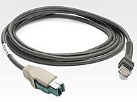 Motorola CBA U03 S07ZAR 7 Feet USB Power Plus Connector Straight Cable