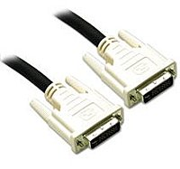 Cables To Go 757120269496 9.84 Feet Digital/Analog Video Cable - 1 x DVI-I Male/Male