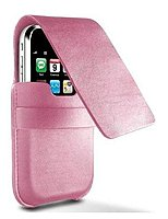 Dlo Dla40070/17 Leather Slimfolio Compact Folio-style Case For Apple Ipod Touch 2g, 1g And Iphone 3g - Pink