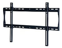 Peerless Sf650 Universal Flat Wall Mount For 32-50 Inches Flat Panel Screens - Black