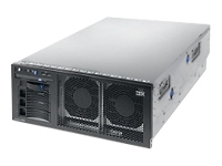 "IBM System x3755 8877 - Server - rack-mountable - 4U - 4-way - 2 x Second-Generation Opteron 8220 / 2.8 GHz - RAM 4 GB - SAS - hot-swap 3.5"" "" - no HD"