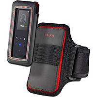 Belkin F8m052blk Active Holster With Armband For Samsung K3 - Black