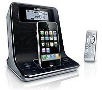 Philips DC320-37 Digital FM Dual-Alarm Clock Radio with Apple iPod Dock - OPEN BOX at Sears.com