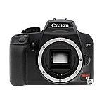 Canon Eos Rebel Xs (1000d) Slr Digital Camera - Black - Body Only 2762b001