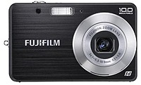 The FinePix J20 is the latest in the line up and offers consumers an affordable, but highly stylish compact camera with point and shoot appeal