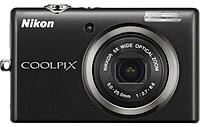 Nikon Coolpix 26178 S570 12 Megapixels Point & Shoot Digital Camera - 5x Optical Zoom/4x Digital Zoom - 2.7-inch LCD - Black