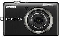 Nikon Coolpix 26178 S570 12 Megapixels Point & Shoot Digital Camera - 5x Optical Zoom/4x Digital Zoom - 2.7-inch LCD - Black