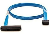 HP SAS to Mini SAS Cable   SAS   Mini SAS   1.6 feet.