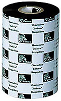 Zebra 05319GS11007-R 5319 4.30-inch x 244 Feet Wax Ribbon
