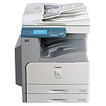 Canon ImageCLASS MF7470 - Multifunction (B/W) - laser - copying (up to) : 25 ppm - printing (up to) : 25 ppm - 580 sheets - 33.6 Kbps - Hi-Speed USB 2237B007
