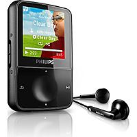 Philips GoGear ViBE 4 GB MP3 Video Player