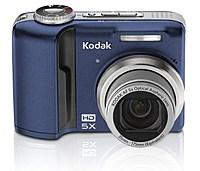 Kodak EasyShare 8070039 Z1485 IS 14 Megapixels Digital Camera - 5x Optical/Digital Zoom - 2.5-inch Color LCD Display - Blue