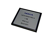 Image of Nokia - Flash (firmware) - 1 GB CompactFlash Card for Nokia IP1000 NIM7290FRU