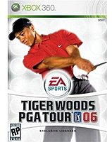 Electronic Arts 014633149814 Tiger Woods PGA Tour 2006 for Xbox 360