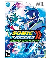 Sega 010086650136 Sonic Riders: Zero Gravity for Nintendo Wii