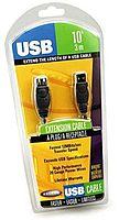 Belkin Pro Series F3U134V10 10 Feet USB Extension Cable - 1 x 4 pin USB Type A male/Female
