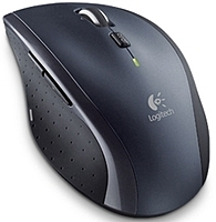 Logitech 910-001935 M705 Wireless Laser Marathon Mouse - USB - Black