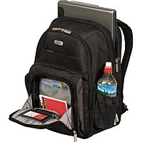 Targus TBB012US Zip-Thru Air Traveler Backpack for 15.8-Inch Notebook - Black