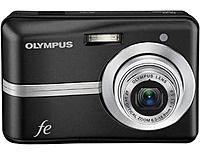 Limited Offer Olympus 226600 FE-25 10.0 Megapixels Compact Digital Camera – 3x Optical Zoom/4x Digital Zoom – Black Before Special Offer Ends