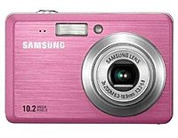 Take picture perfect photos effortlessly with the SL102 digital camera