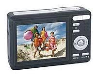 Polaroid CTA-00737B i737 7.0 Megapixels Digital Camera - 3 x Optical Zoom - 4 x Digital Zoom - 2.5-inch LCD Display - MultiMedia/SD - Black