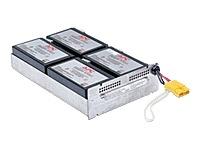 APC RBC24 UPS Replacement UPS Battery Cartridge #24 for DLA1500RM2U, SU1400RM2U, SUA1500RM2U
