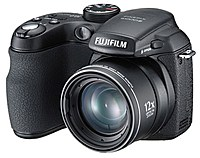 Fujifilm FinePix 15822776 S1000fd 10 Megapixels Compact Digital Camera - 12x Optical\/5.7x Digital Zoom - MMC, SD, xD, SDHC