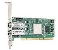 Emulex LightPulse LP10000DC-E Network Adapter - PCI-X - Fibre Channel - 2 Ports