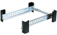 RackSolutions 1UKIT 109 U Generic Non Sliding Rail Kit for 19 inch POST Racks