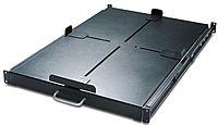 APC AR8128BLK 1U Rack Shelf Sliding - Black
