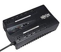 Tripp Lite 750VA Desktop UPS Black Eco750ups