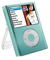 Dlo 008-8000 Videoshell Case For 3 Generation Ipod Nano - Clear