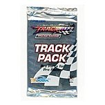 The pack contains seven  7  TrackPack Cards that will allow you to tune, modify, and customize your vehicle