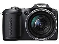 The Nikon Coolpix L100 10.0 Megapixel Digital Camera provides plenty of sharp resolution to capture the finest details, crop creatively and produce incredible enlargements
