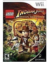 LucasArts 023272333638 Lego Indiana Jones: The Original Adventures for Nintendo Wii