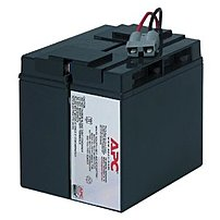 APC Replacement Battery Cartridge #7 Black RBC7