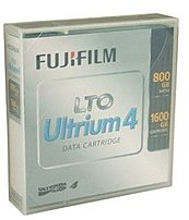 Fujifilm 15716800 Lto4 800gb Tape Cartridge - 1.60 Tb - 2690 Feet