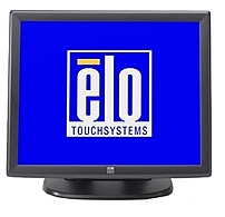 Elo Intellitouch E266835 1915L Touch Screen Monitor - 550:1 - 248 cd/m2 - 8 ms - USB - VGA - Dark Gray