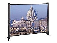 DA Lite 84187 40 inch Presenter Portable Table Screen