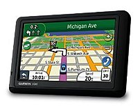 Garmin nuvi 010-00810-05 1490T 5-inch Display GPS Navigat...