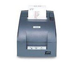 Epson C31C514A8711 TM-U220B POS Receipt Printer - USB - Wired - Dark Gray