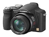 Panasonic Lumix DMC-FZ8K 7.2 Megapixels Digital Camera - 12x Optical Zoom/4x Digital Zoom - 2.5-inch LCD Display - 27 MB - Black