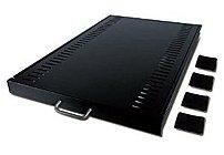 APC AR8123BLK 1U Sliding Shelf - Black
