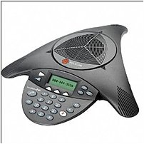 Polycom 2200-07800-160 Soundstation2W EX Cordless Conference Phone - DECT - LCD Display