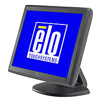 Elo TouchSystems E700813 1515L 15-inch Touch Screen LCD Monitor - 450:1 - 230 cd/m2 - Serial,USB - VGA - Gray
