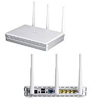 Asus RT-N16 Wireless N Router - 4 x 10/100/1000Base-TX Network LAN, 1 x 10/100/1000Base-TX Network WAN - IEEE 802.11n (draft) - 300Mbps