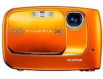 Fujifilm Finepix 15939256 Z30 10.0 Megapixels Digital Camera - 5.7x Digital Zoom/3x Optical Zoom - 2.7-inch Display - Orange