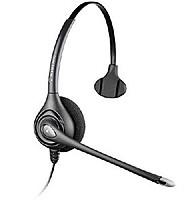 Plantronics Supraplus 64338-31 Hw251n Noise Canceling Headset For Voip Phones